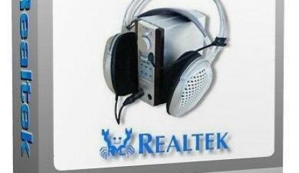 Realtek High Definition Audio Drivers 6 WHQL