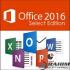 Office Select Edition 2016 VL 16.0 Free Download